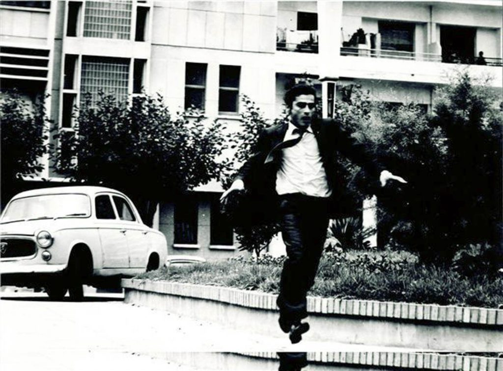 Charles Denner in Costa-Gavras's Z (1969). Photo courtesy of Rialto Pictures.