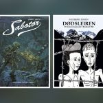 Books on War | Krig i tegneserier – Sabotør og Dødsleiren